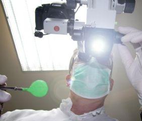 Zahnfleisch Mikroskop