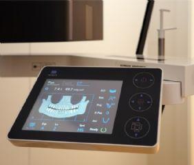 Panel Panorama- und 3D-Röntgen
